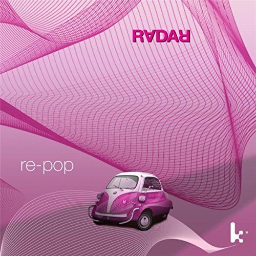 "RADAR - ""re-pop"" [mp3 downloads] A new album from a cult project pioneering Italian electro-pop!"