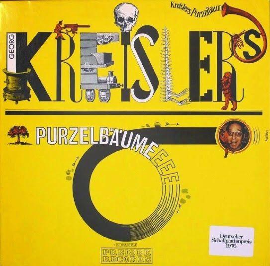 Georg Kreisler - Kreislers Purzelbäume (1975)