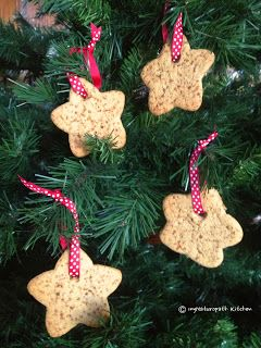 myNaturopath Kitchen: Gingerbread Cookies - wheat free and no cane sugar