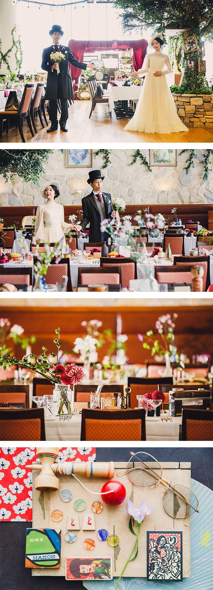 crazy wedding(クレイジーウェディング)はオリジナルウェディングのプロデュースチーム。専属プロデューサーが予算、会場選び、装飾、当日の結婚式準備まで、すべてをサポート。おふたりの個性を表現した、世界にひとつだけの結婚式を創り上げます。