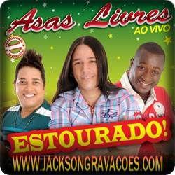 Jackson Gravações: Baixar - CD - Asas Livres - Vol.10 - Promocional -...