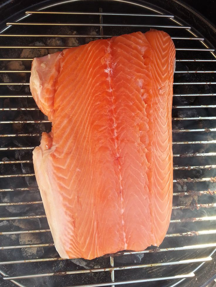 Zelf zalm roken is super easy!