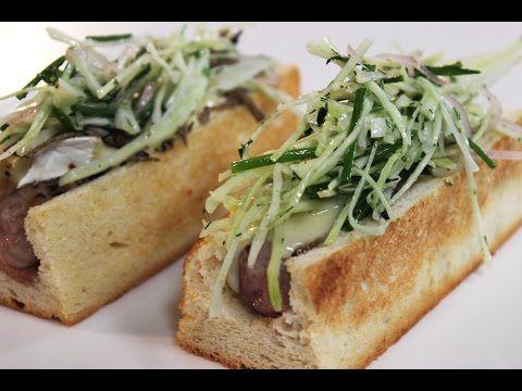 Recept 'Worstenbrood met salade van witte kool' | njam!