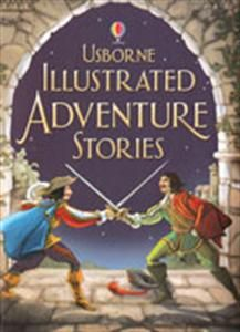 Show details for Illustrated Adventure Stories