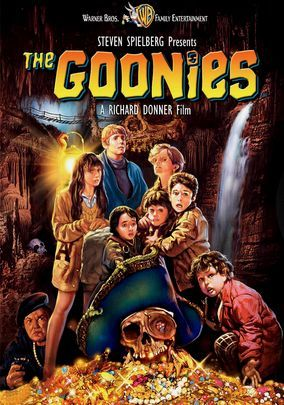 The Goonies queria ver de novo