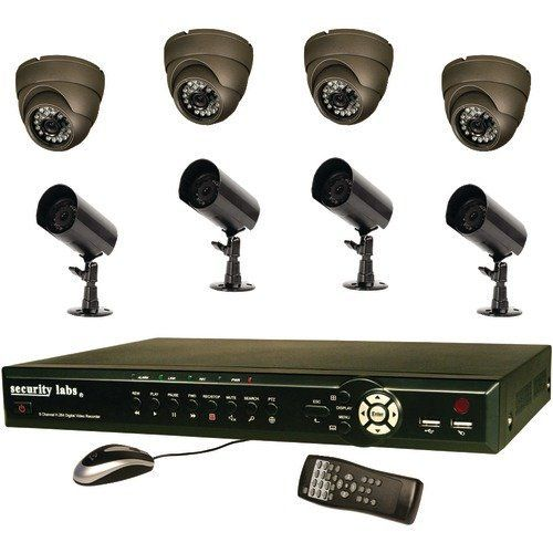 8-Channel ObseRVation System - SECURITY LABS . $790.94