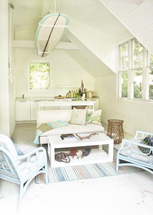 Birch + Bird: Soleil Organique Poolhouse