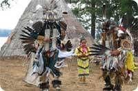 Les Amérindiens du Canada et du Québec | Carte et Tribu. ATIKAMEKW