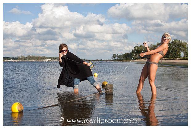 Watershoot Model:  &Tamara Locatie: t'Zeetje Bunschoten