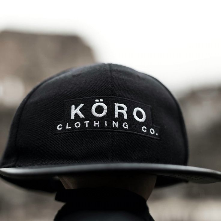 A close look at our Köro Leather Brim Snapback // Limited numbers left / Tap the link in our bio to shop now