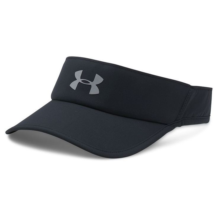 Adult Under Armour Shadow Running Visor, Black