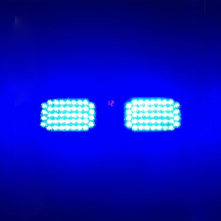 Aurnoc new commercial truck boat car 86 led strobe lights car flash aurnoc new commercial truck boat car 86 led strobe lights car flash emergency waring light 12 flash modes available in blue amber white red aloadofball Images