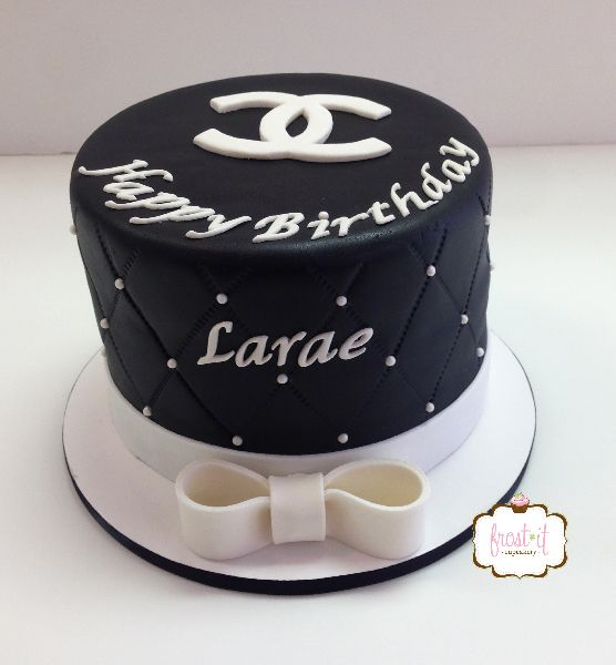 Chanel Nail Polish Cake: 17 Best Ideas About Chanel Birthday Cake On Pinterest
