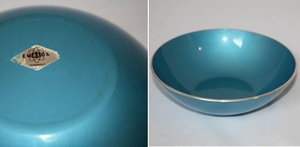 Emalox – Norway – Blue Bowl