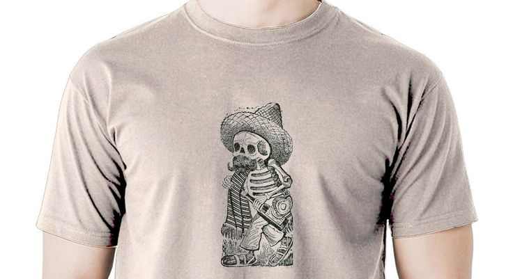 Day of the Dead T shirt Halloween skull Dia de los Muertos party festival #MonkeyDungeon #OhYea