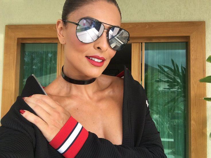 Juliana Paes  e nosso óculos High Key ❤   👉🏻 Somos autorizados QUAY no Brasil www.fricotesny.com.br