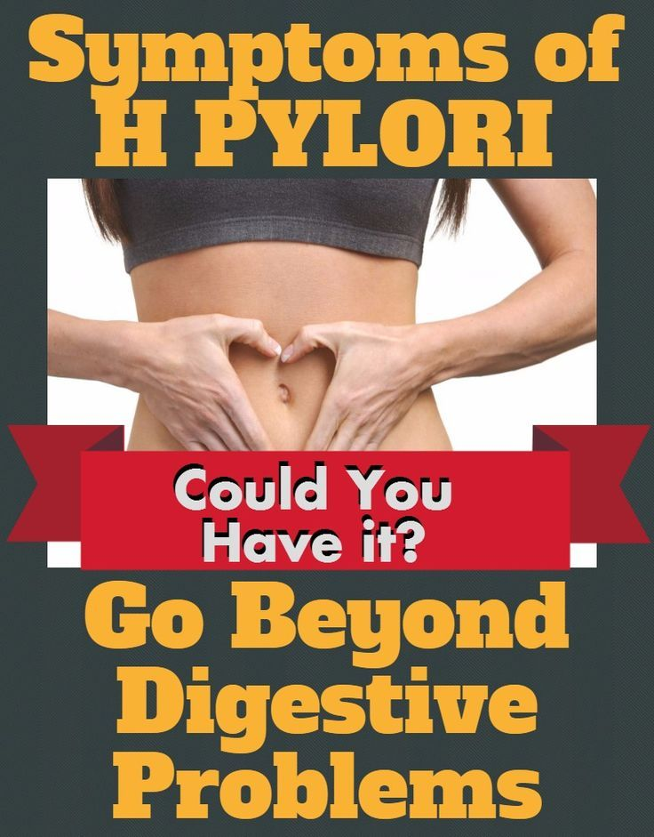 The symptoms of H pylori go way beyond just digestive problems. Could you have H pylori? http://www.easy-immune-health.com/Symptoms-of-H-Pylori.html