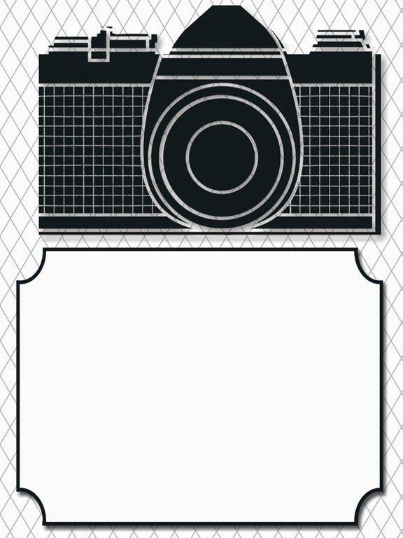Free Printable Camera Journal Card