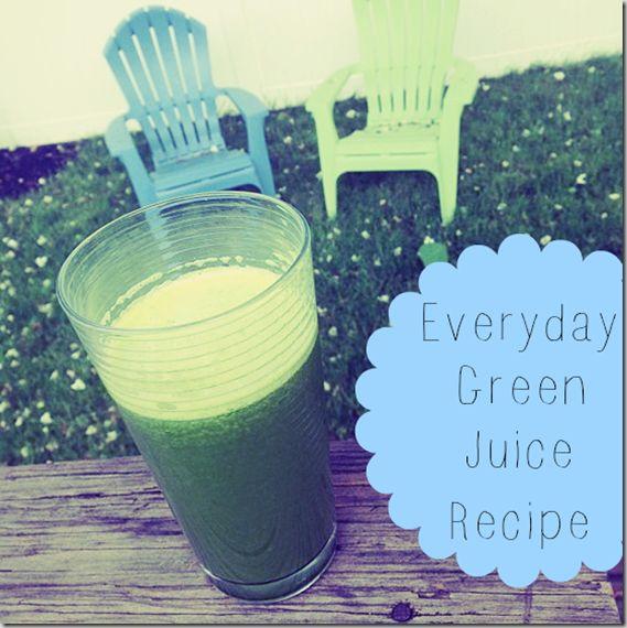 Everyday Green Juice   FAQs