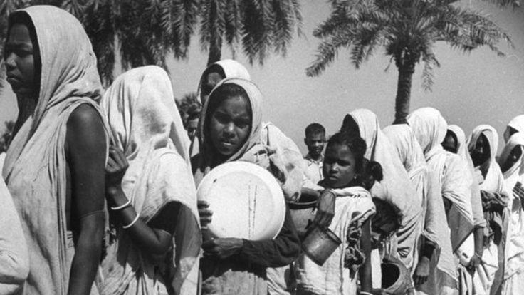 Bengal famine: Remembering WW2's forgotten disaster - BBC News