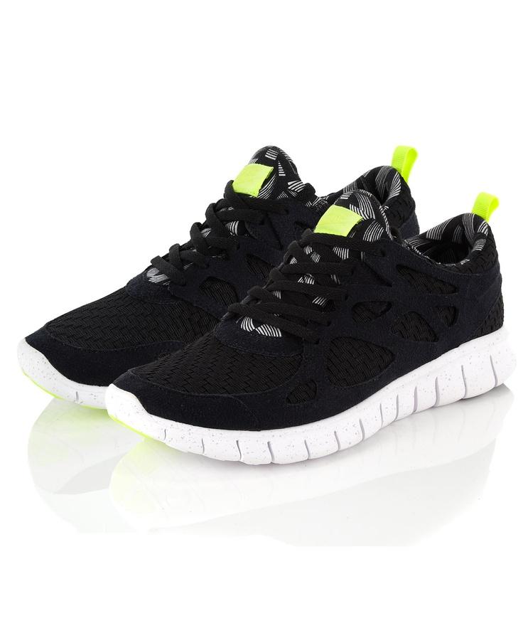 Love!  Free Run+2 Running Trainers, Nike + Liberty