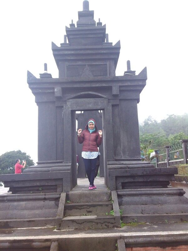 February 23rd, 2014.  Gedong Songo Temples, ambarawa, central java, Indonesia.  Such a great place to visit. Come and enjoy the amazing scenery and the cozy wheather. Wanna go there once more, more and more.