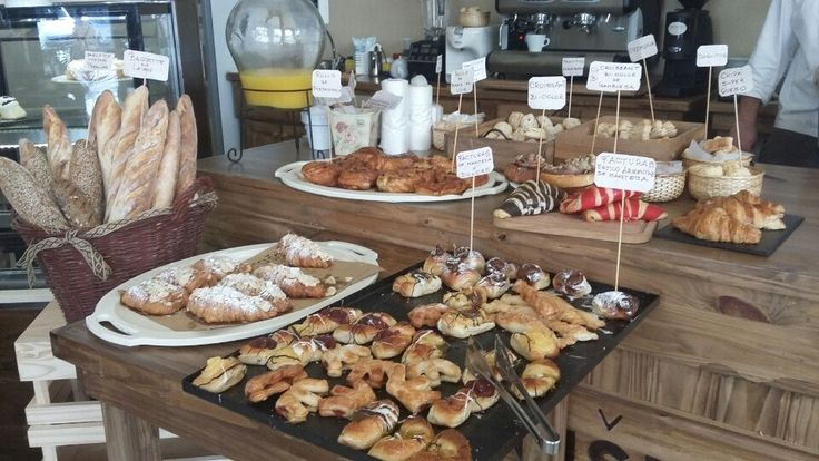 Brasna - Cafe & Panaderia Boutique - Palermo Viejo | Buenos Aires