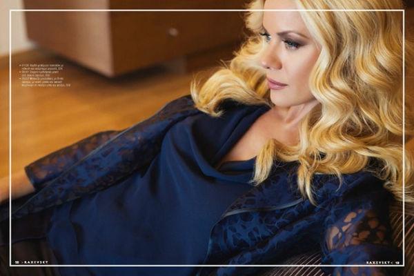 Lookbook Raxevsky Zeta Mystery άνοιξη καλοκαίρι 2013-FashionStyles.gr