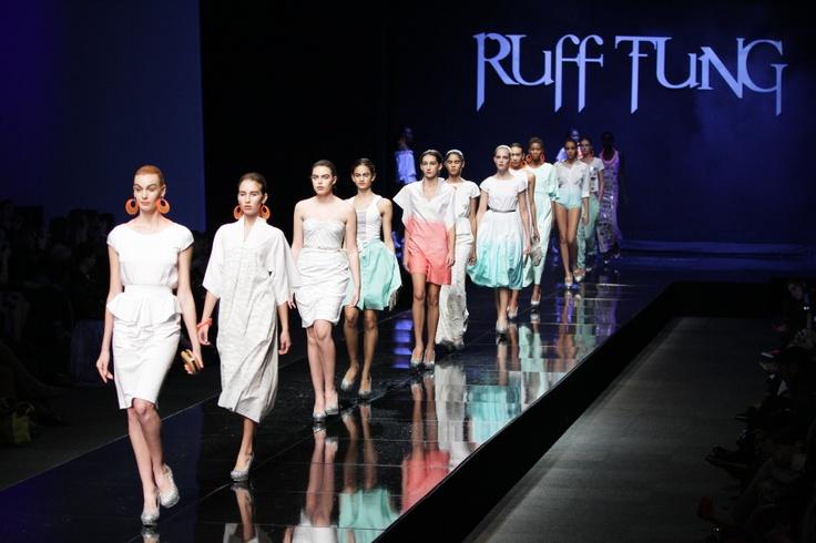Mercedes-Benz Fashion Week Cape Town Ruff Tung Finale