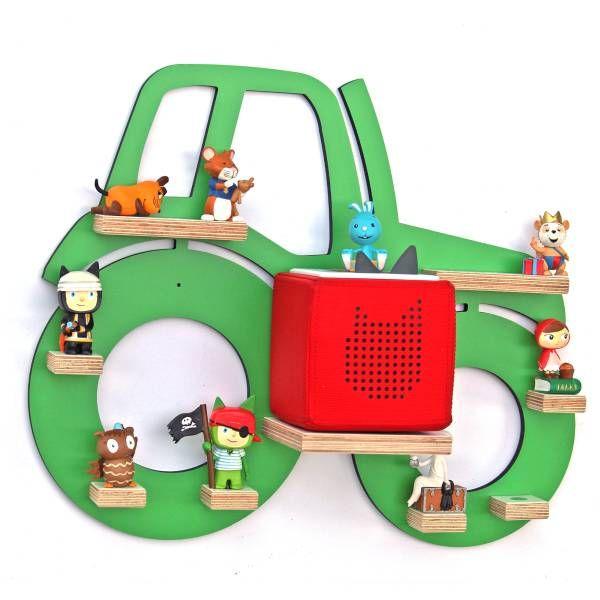 Kleine Schreiner Regal Traktor Grun Regal Kinder Kinder Zimmer Kinderzimmer