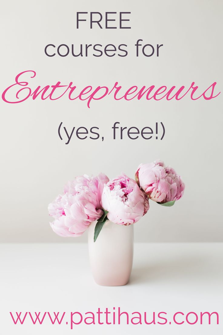 Want to learn more about how to earn more money? Here are my favorite free courses for entrepreneurs, including digital marketing, facebook ads, freelance writing, virtual assisting, and more