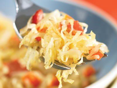 Braised Sauerkraut | Cookstr.com
