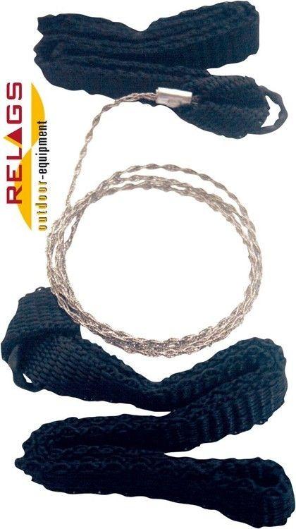 Fierastrau de buzunar Relags Wire Saw | Unelte | Camping | Attasport
