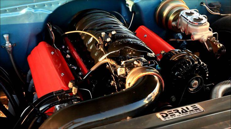 """All American"" 1967 C10 Slammed AccuAir 6.0 LS Hot Rod Ratrod Pro Tourin..."