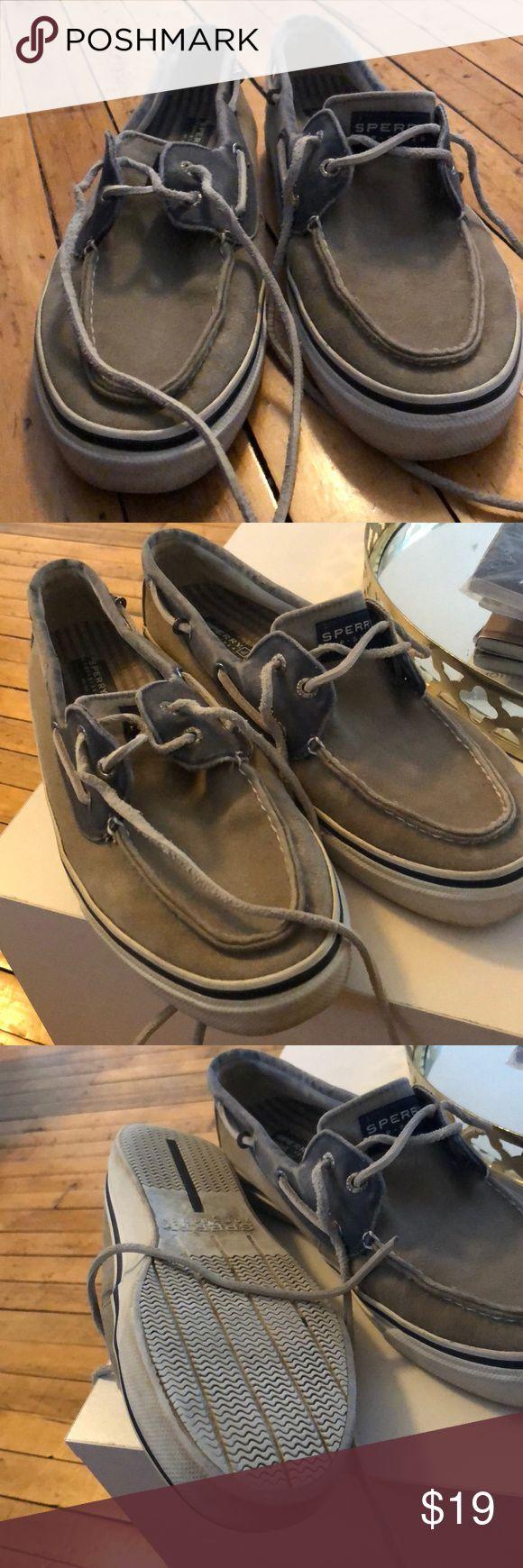 Sperry Top Sider men's boat shoes Men's 10.5 Top-sider Material Sperry Top-Sider Shoes Boat Shoes