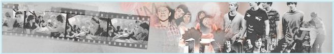 One Direction Group Collage Firefox Theme