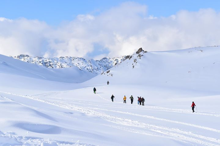 Arz - Snow Hike | HighKings • Snow Hiking • Location: Arz  | Bechare • Duration: ~4 hours • Fees: 35000LBP (Transportation and guiding included) • Level: Medium | ( 5/10 ) Meeting Points: • Dora Byblos Bank at 7:00 am • Jbeil Dunkin donuts at 8:00 am  NB: bring your own lunch with you. [25 Limited Places] Reservation is req...