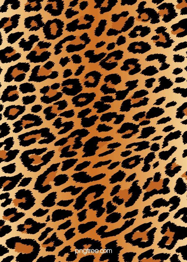 Retro Leopard Texture Background Cheetah Print Wallpaper Leopard Print Background Leopard Wallpaper