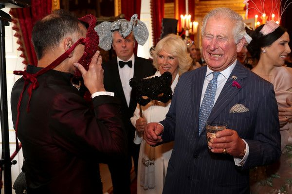 Prince Charles Photos Photos The Prince Of Wales And The Duchess