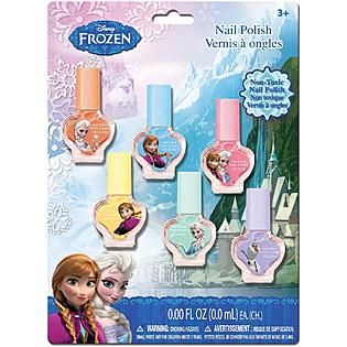 Disney Frozen -Frozen 6 Piece Nail Polish Kit