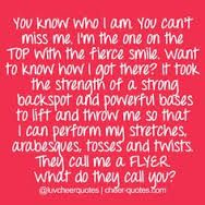 Image result for cute cheerleading quotes