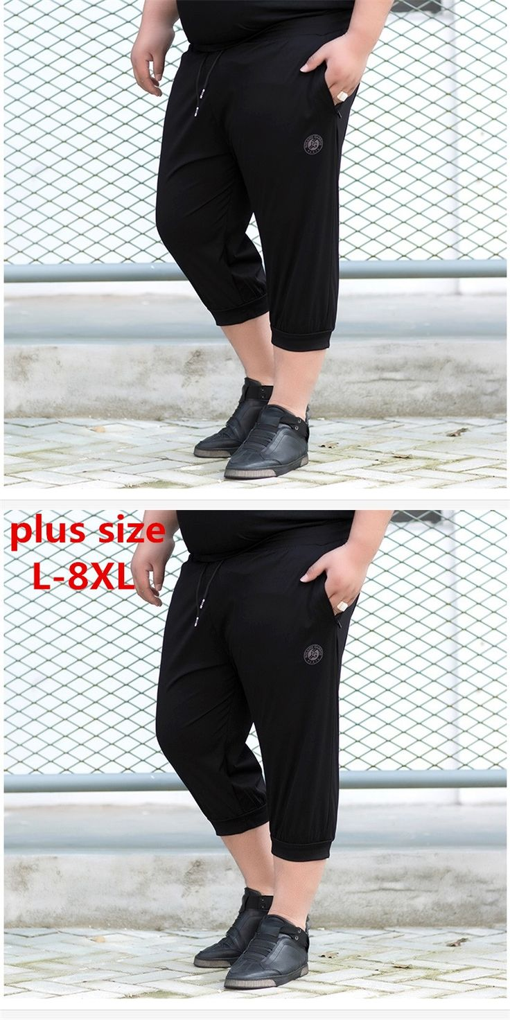 plus size 8XL7XLCasual Shorts Homme Loose Knitted Bermuda Masculina Ventilate Elastic Waistband Pantalones Cortos Hombre Deporte