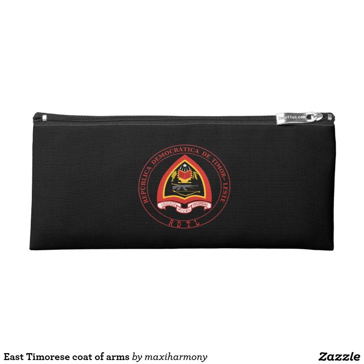 East Timorese coat of arms Pencil Case