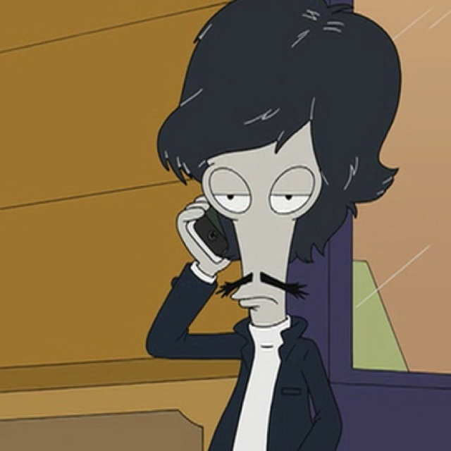   The best of American Dad!'s Roger Smith  Roger Smith American Dad