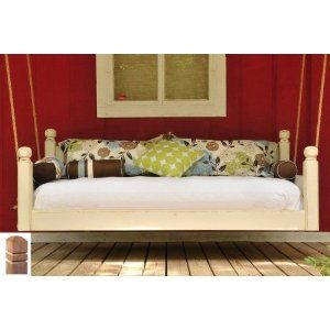 Yes, Please!Day Beds, Outdoor Beds, Swing Beds, Hanging Beds, Gardens Furniture, Daybeds, Front Porches, Porches Swings, Swings Beds