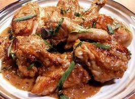 Tarragon Chicken Recipe : Laura Calder : Recipes : Cooking Channel