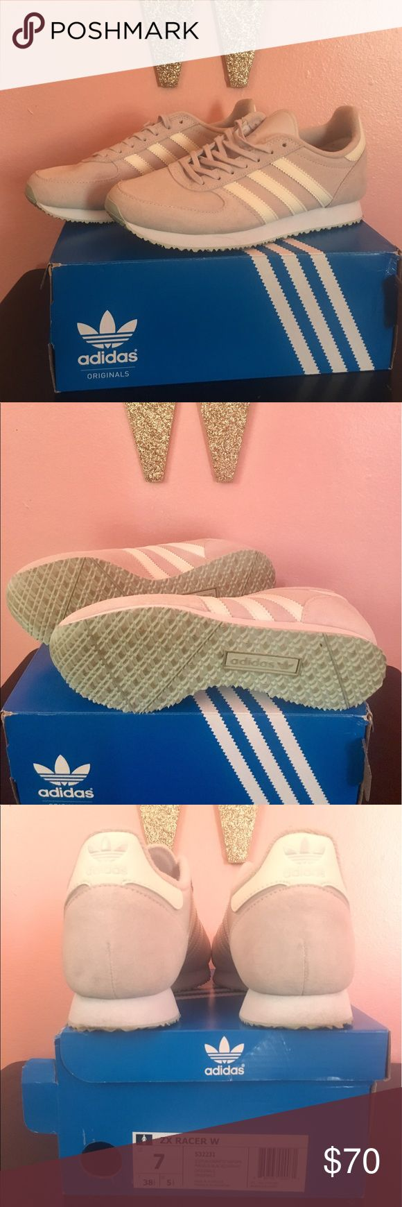 Light Purple Racers Like new condition adidas Shoes Sneakers