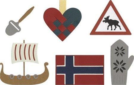Norway thin steel dies QuickutzLifestyle Crafts by Chayestamp