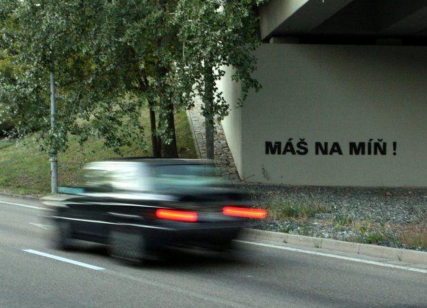Timo - Máš na míň (Vídeňská, přivaděč od D1)