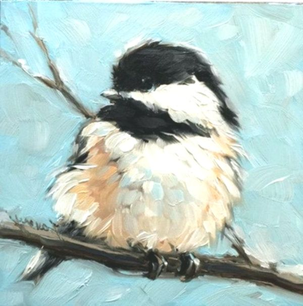 New Acrylic Painting Ideas To Try Bird Painting Acrylic Beginner Painting Simple Acrylic Paintings